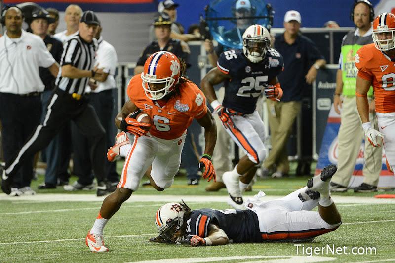 Clemson vs Auburn Photos - 2012, Auburn, DeAndre Hopkins, Football