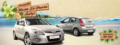 Promoção Hasta la Punta, Baby! - Tai Motors