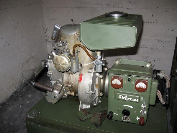 schron w gdyni leszczynkach generator prądu