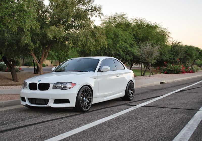 Detailed BMW I Alpine White - Bmw 135