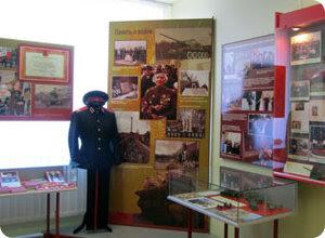 Открылся школьный музей «Тверь — город Воинской Славы»