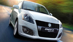 Suzuki Swift Sport 2012: ¡Ya en Chile el nieto del Swift GTI!