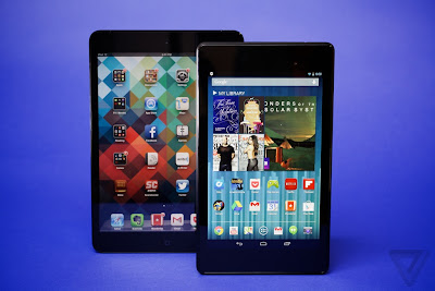 Nexus7 2013 Review The Verge
