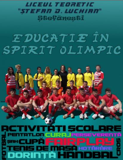 ed5 (PRINT - liceu) educaţie în spirit olimp_LIceul Teoretic_Ştefan D. Luchi_Ştefăneşti_BOTOSANI