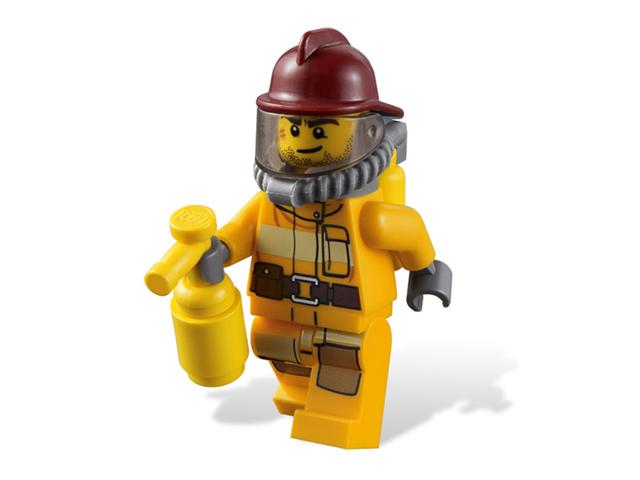 レゴ シティ フォレストファイヤーバギー 4427