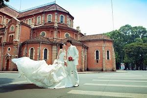 Những địa điểm chụp ảnh cưới quen thuộc nhưng hấp dẫn khó cưỡng