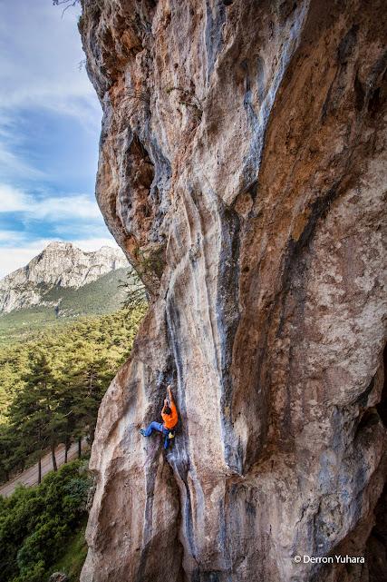 geyikbayiri - sports climbing