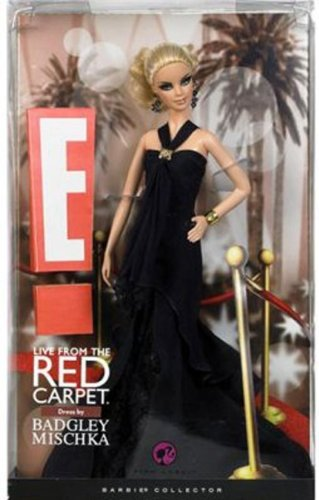 "Barbie ""E! Live from the Red Carpet by Badgley Mischka Barbie Doll"""