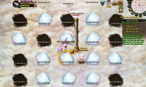 Hùng Bá Thiên Hạ cập nhật tính năng nâng cấp cánh 3