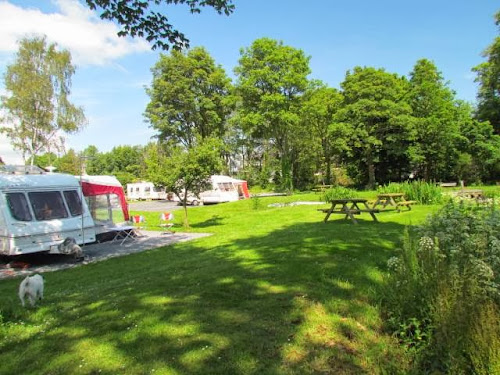 Garlieston Lodge Campsite at Garlieston Lodge Campsite