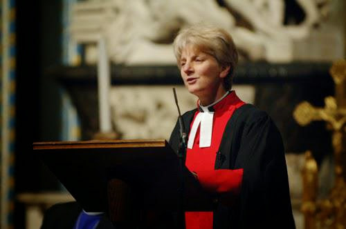 Will Jane Hedges Be The C Of Es First Woman Bishop