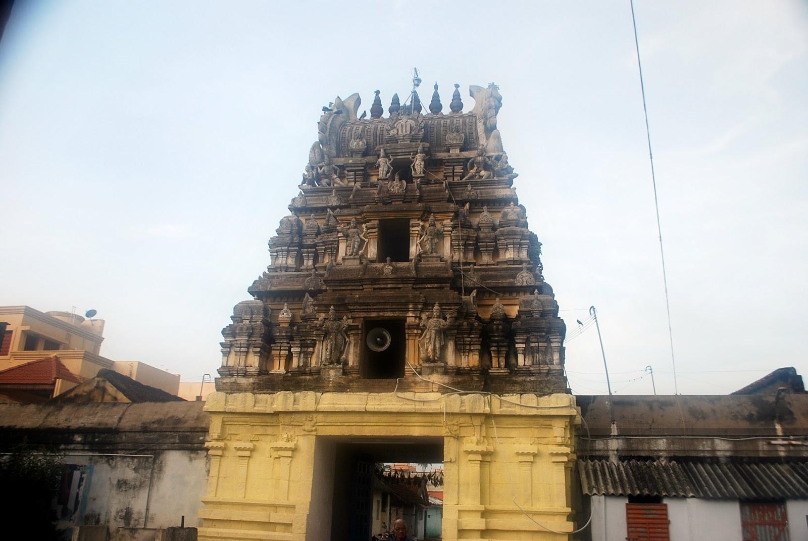 Sri Azhagiya Singa Perumal Temple (Thiru Velukkai) Kanchipuram - Divya Desam 58