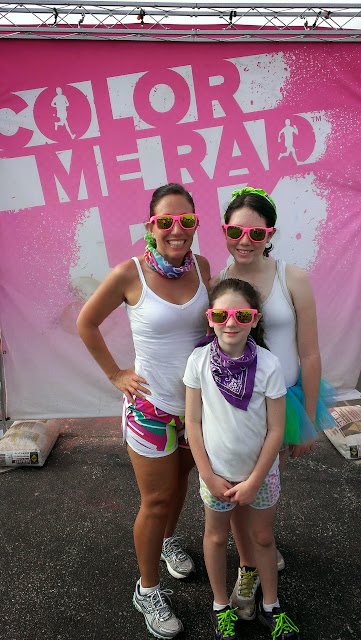 IMAG5183 Another Colorful Time! My Color Me Rad Recap
