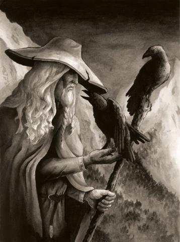 Darks Souls and mythology