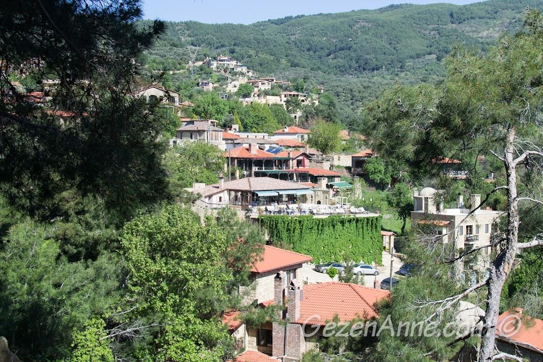 Yeşilyurt manzarası, Çanakkale