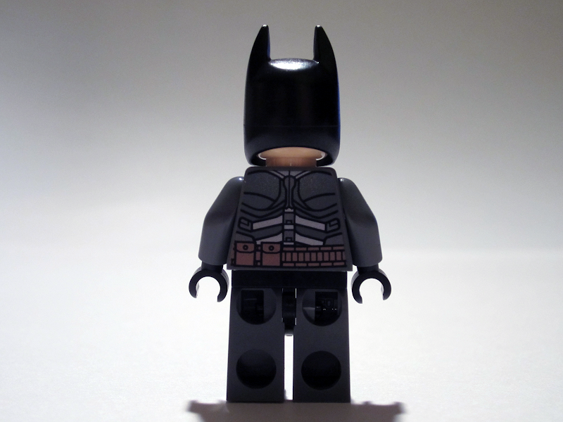 76001 The Bat vs Bane: Tumbler Chase Batman%2520Back
