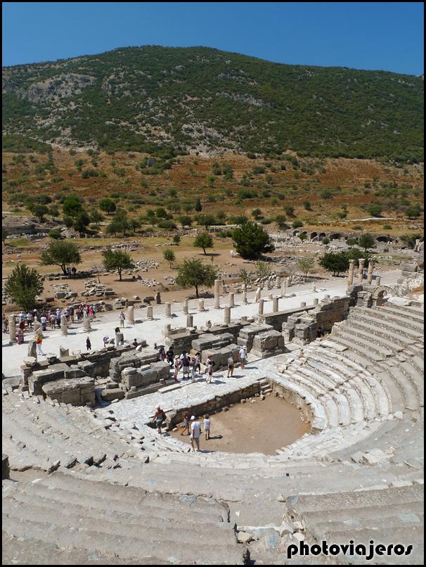 Odeón de Efeso
