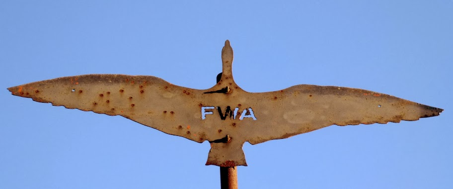 Fenland Waterfowl Association sign