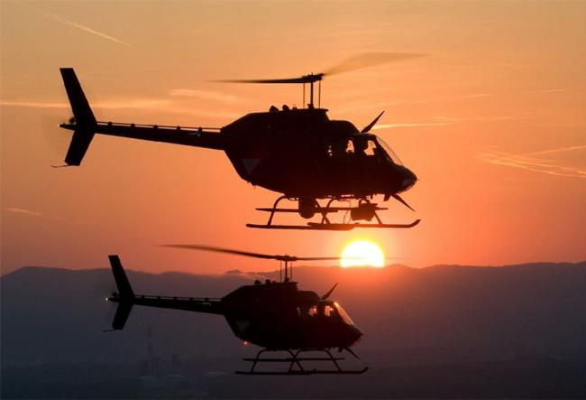 Programa de treino de helicópteros passa por Lamego