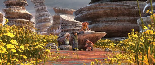Single Resumable Download Link For English Movie The Croods (2013) Watch Online Download High Quality