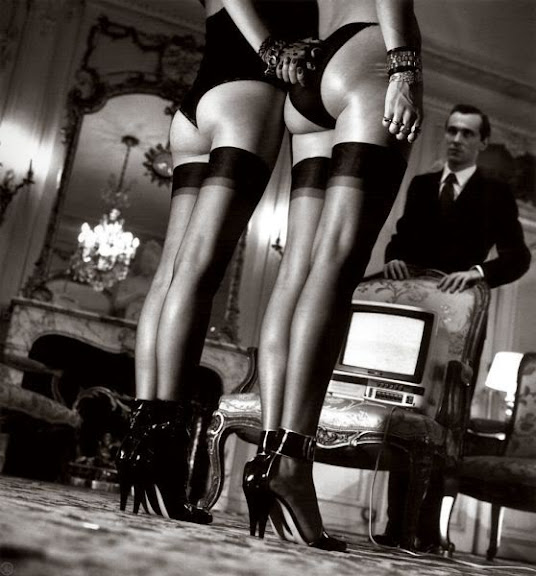 Helmut Newton for Playboy 19XX?