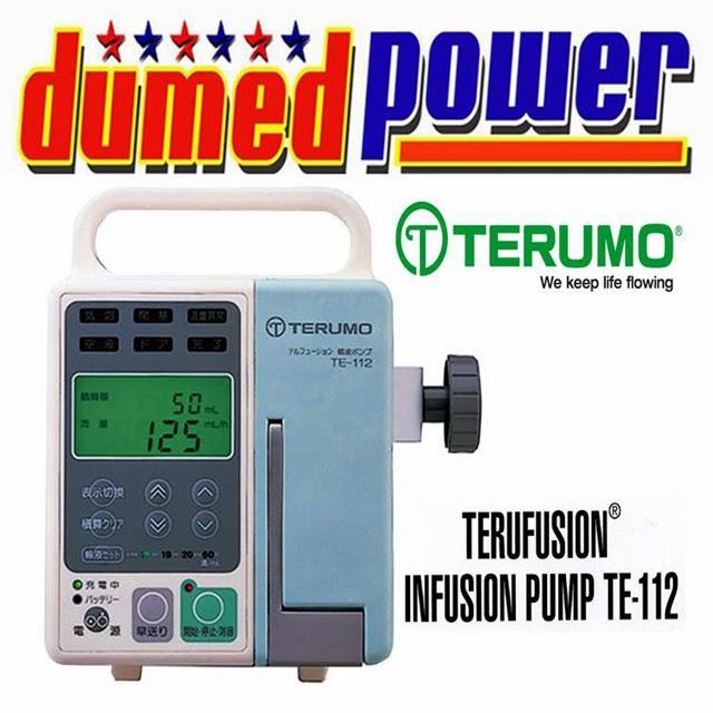 terumo infusion pump pdf