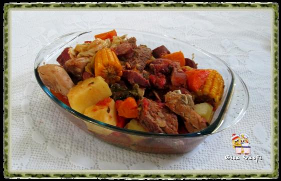 Cozido com pirão 2