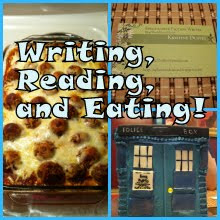 Writing, Reading, and Eating!