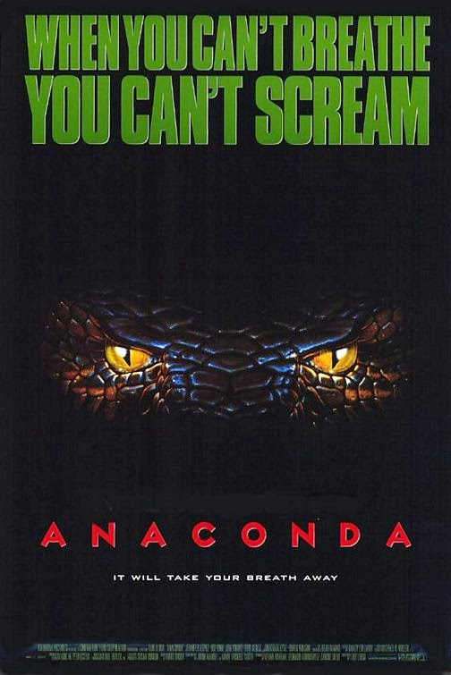 Poster Of Anaconda (1997) Full Movie Hindi Dubbed Free Download Watch Online At Alldownloads4u.Com