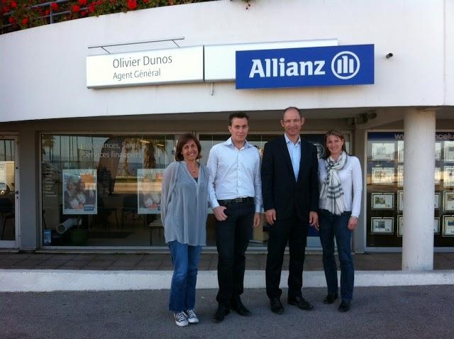 ASSURANCES ALLIANZ LA CIOTAT - Olivier DUNOS