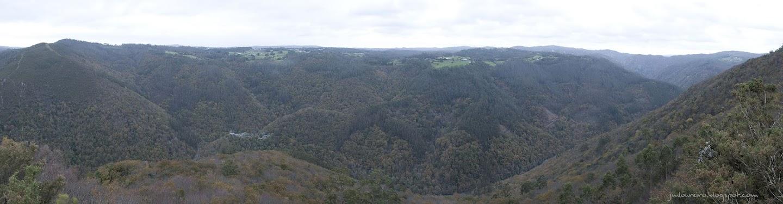 Mirador del Monasterio desde Curiscada GC3C60W_01