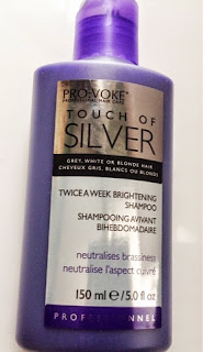 touch of silver shampoo review