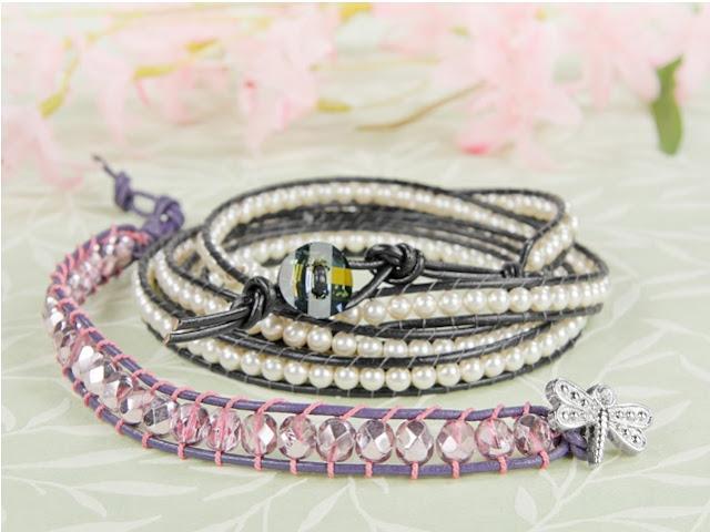 Dragonfly Roundup Bracelet