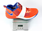nike revis orange gram Weightionary
