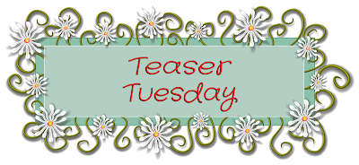 Teaser Tuesday (2)