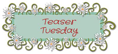 Teaser Tuesday (2)