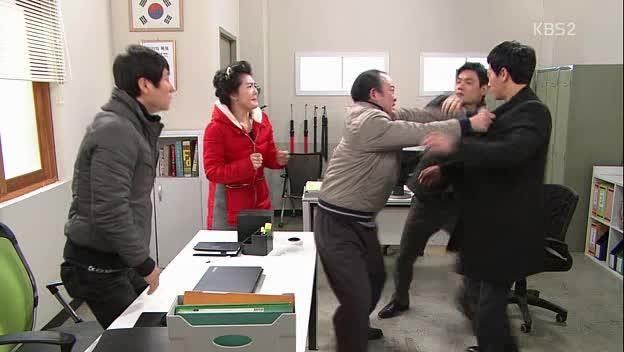 Choi Jung Wan, Lee Dal Hyun, Park Jung Chul