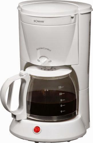 Bomann KA 183 CB GrünFilter Kaffeemaschine Kaffeeautomat NEU WOW