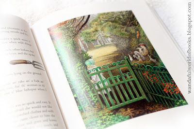 The Secret Garden, illustrated by Inga Moore, Dickon