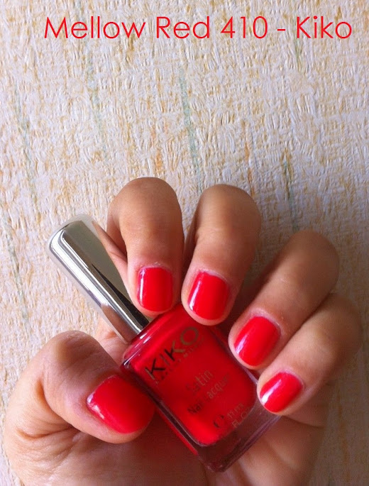 Mellow Red - 410 - Kiko