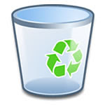 Reciclagem vazia