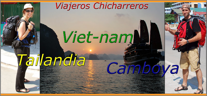 Tailandia-Camboya-Vietnam
