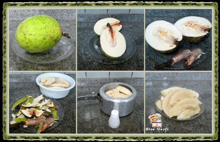 Bolo de fruta pão 3