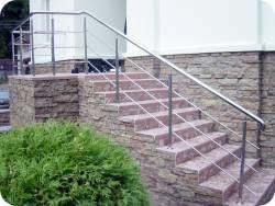 наружные лестницы в дом