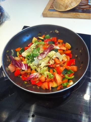 Recetas f ciles para cocinar con wok for Facil de cocinar