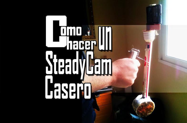 Como hacer una SteadyCam casera para moviles
