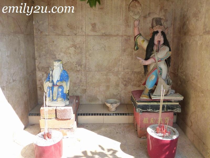 Goddess of Mercy shrine