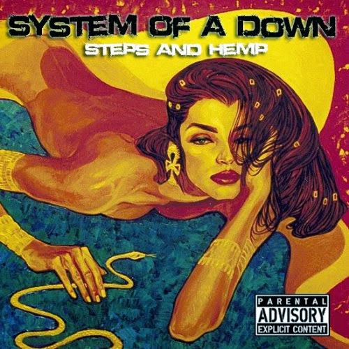 'Steps And Hemp': Material não é um novo álbum do System of a Down!