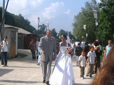 Mariage Samia Hirèche