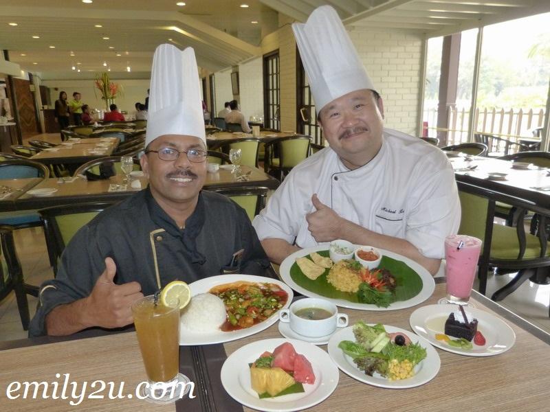 Impiana Hotel Ipoh Power Set Lunch @ RM18 Nett